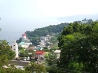 伊豆山からの眺め