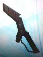 狙撃兵装用、新型高振動ブレード
