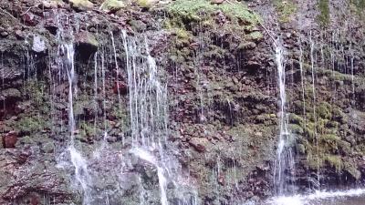 千条(ちすじ)の滝