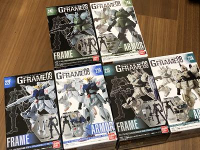 G-FRAME 8