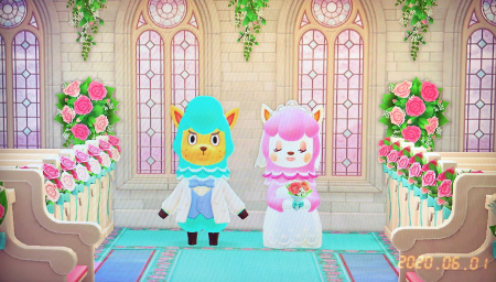 リサとカイゾー
